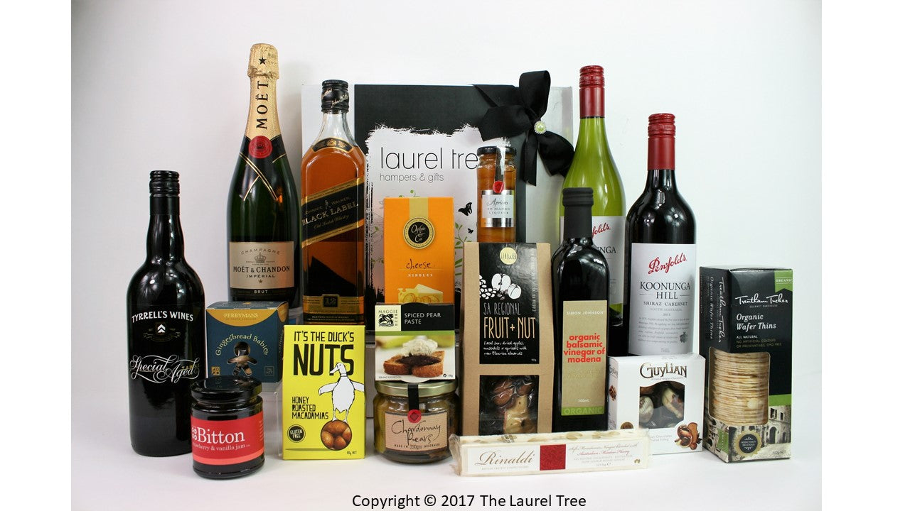 LAUREL TREE IMPRESSOR GIFT HAMPER