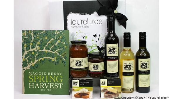LAUREL TREE SPRING DELIGHT GIFT HAMPER