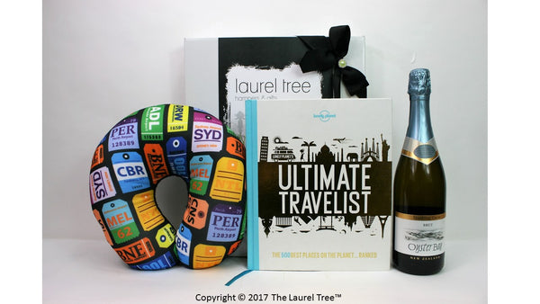 LAUREL TREE ULTIMATE TRAVELIST GIFT HAMPER