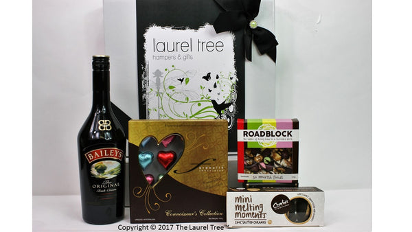 LAUREL TREE BAILEYS DELIGHT GIFT HAMPER