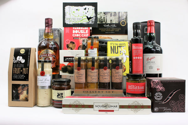 LAUREL TREE GOURMET EXQUISITE GIFT HAMPER