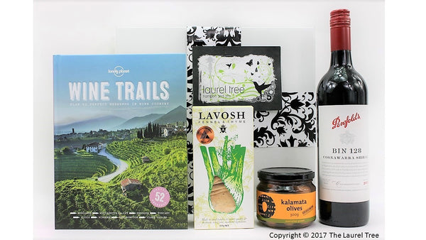 LAUREL TREE WINE TRAILS GIFT HAMPER