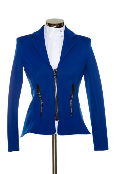 Zip Jacket New Blue