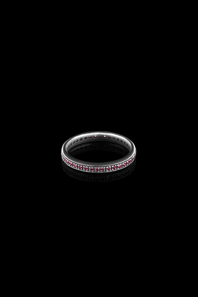Ugo Cacciatori, Silver, Jewelry, Sterling Silver, Ring, Rubies, Sapphires, Emeralds, Black Diamonds, Brown Diamonds
