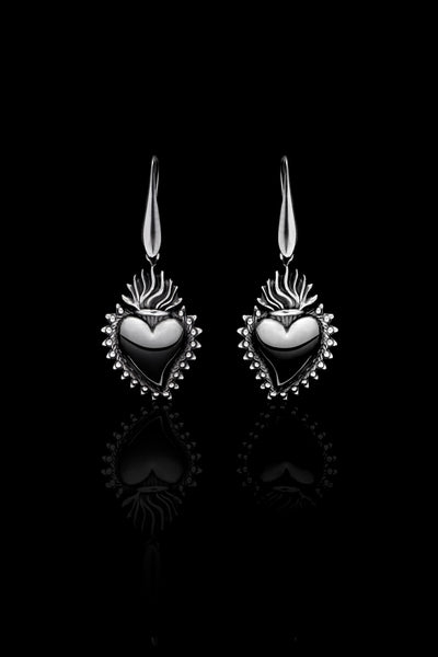 Ugo Cacciatori, Silver, Jewelry, Sterling Silver, Earrings, Silver