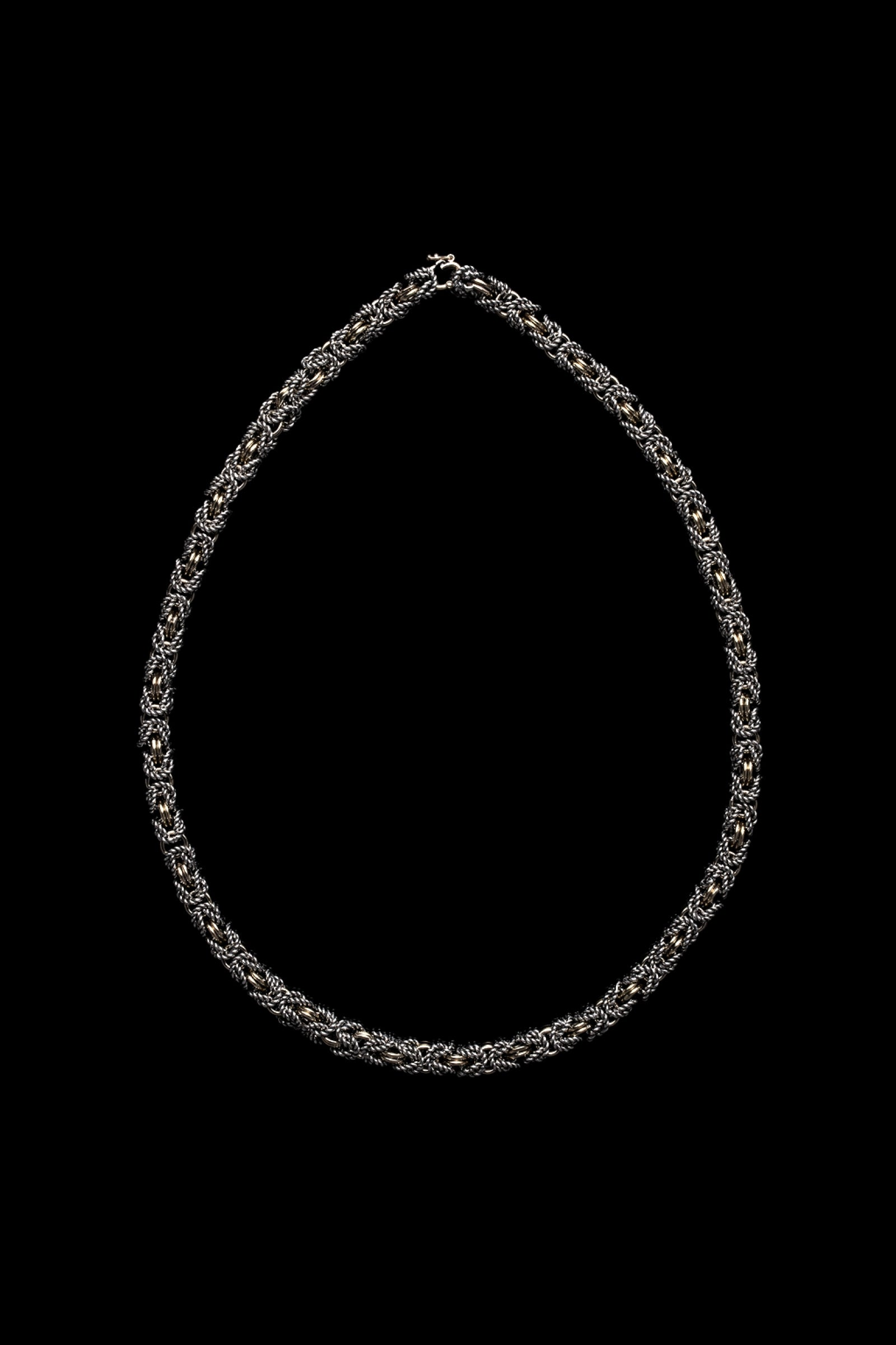 Fine Byzantine Necklace