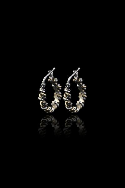 Torcetto Earrings - Ugo Cacciatori