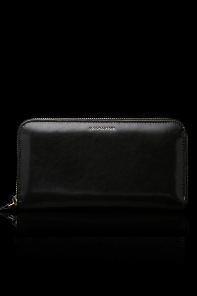 Long Zip Around Wallet - Ugo Cacciatori