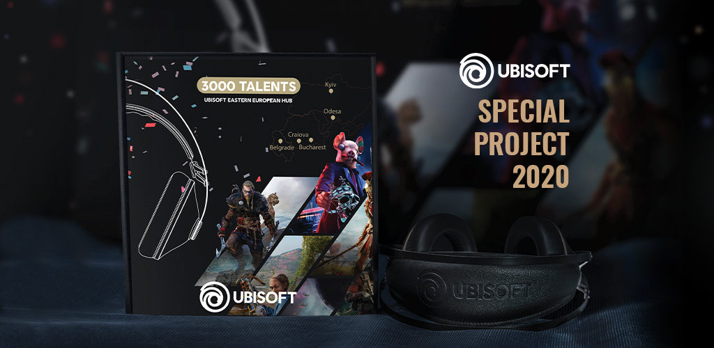 The story of Meze Audio and 3000 Ubisoft Talents