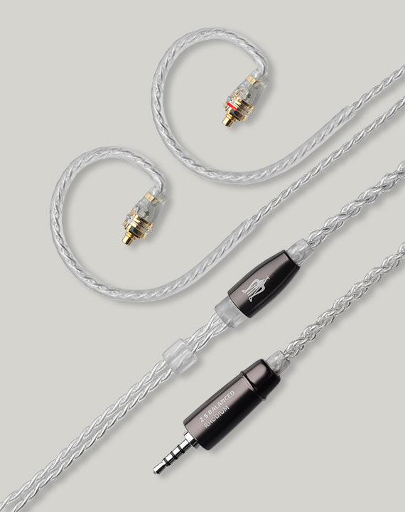 RAI SERIES SILVER PLATED CABLES