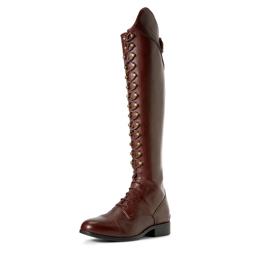 a4cd16cf54b COMING SPRING 2019! Women's Capriole Tall Boot - Brennan's Bit & Bridle
