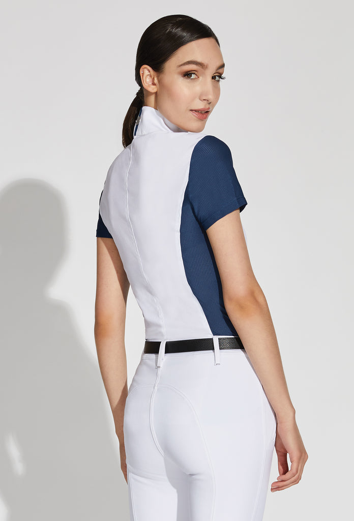 NEW! Spring 2020. Asmar Jennifer Short Sleeeve Show Shirt