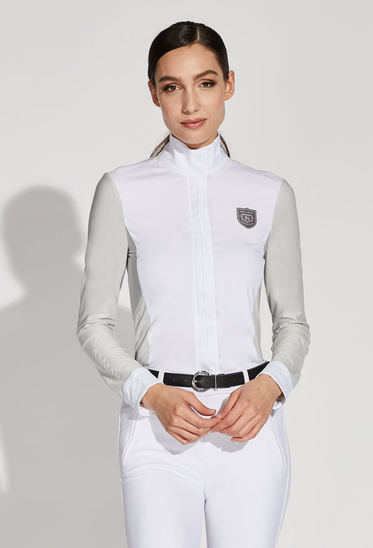 NEW! Spring 2020. Asmar Evelyn Long Sleeve Show Shirt