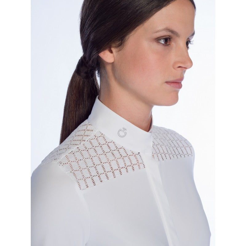 Cavalleria Toscana Crochet Jersey Competition Shirt