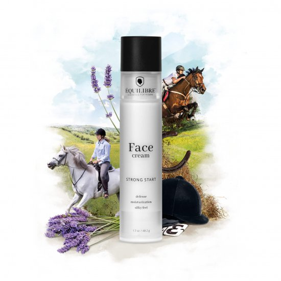 Face Cream by Equilibre Cosmetics