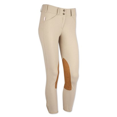 Girls Tailored Sportsman Front Zip Trophy Hunter Breech
