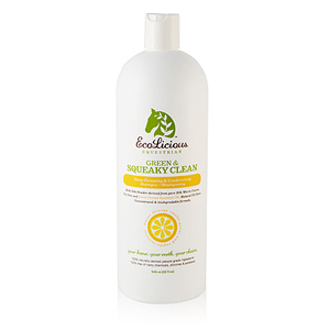 Ecolicious Squeaky Green and Clean Shampoo
