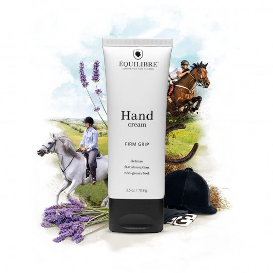 Hand Cream by Equilibre Cosmetics