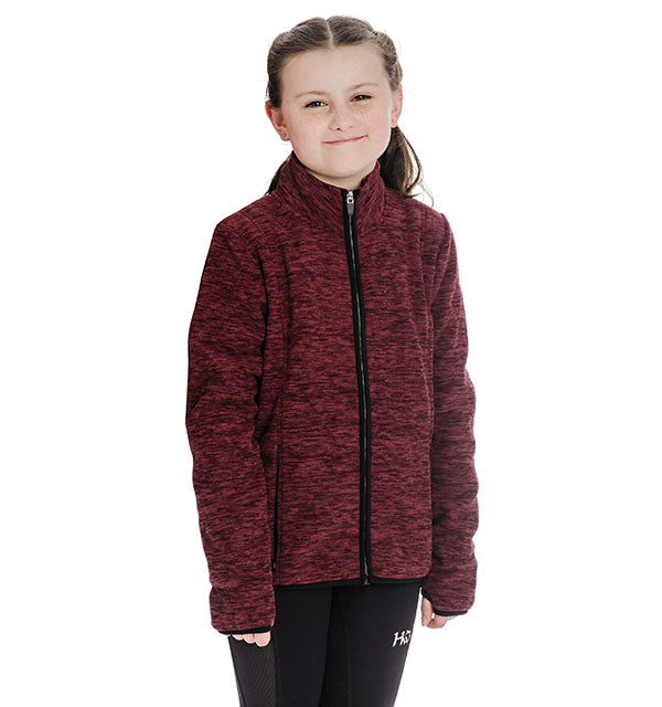 Kids Thermo Regulating Fleece. Port