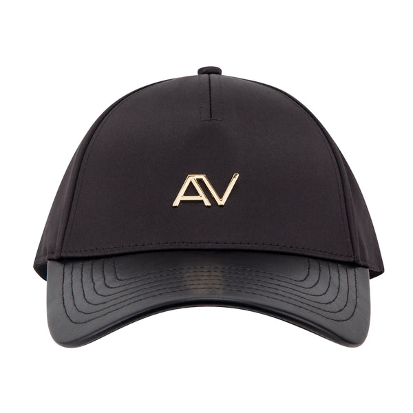 Plated Black Trucker