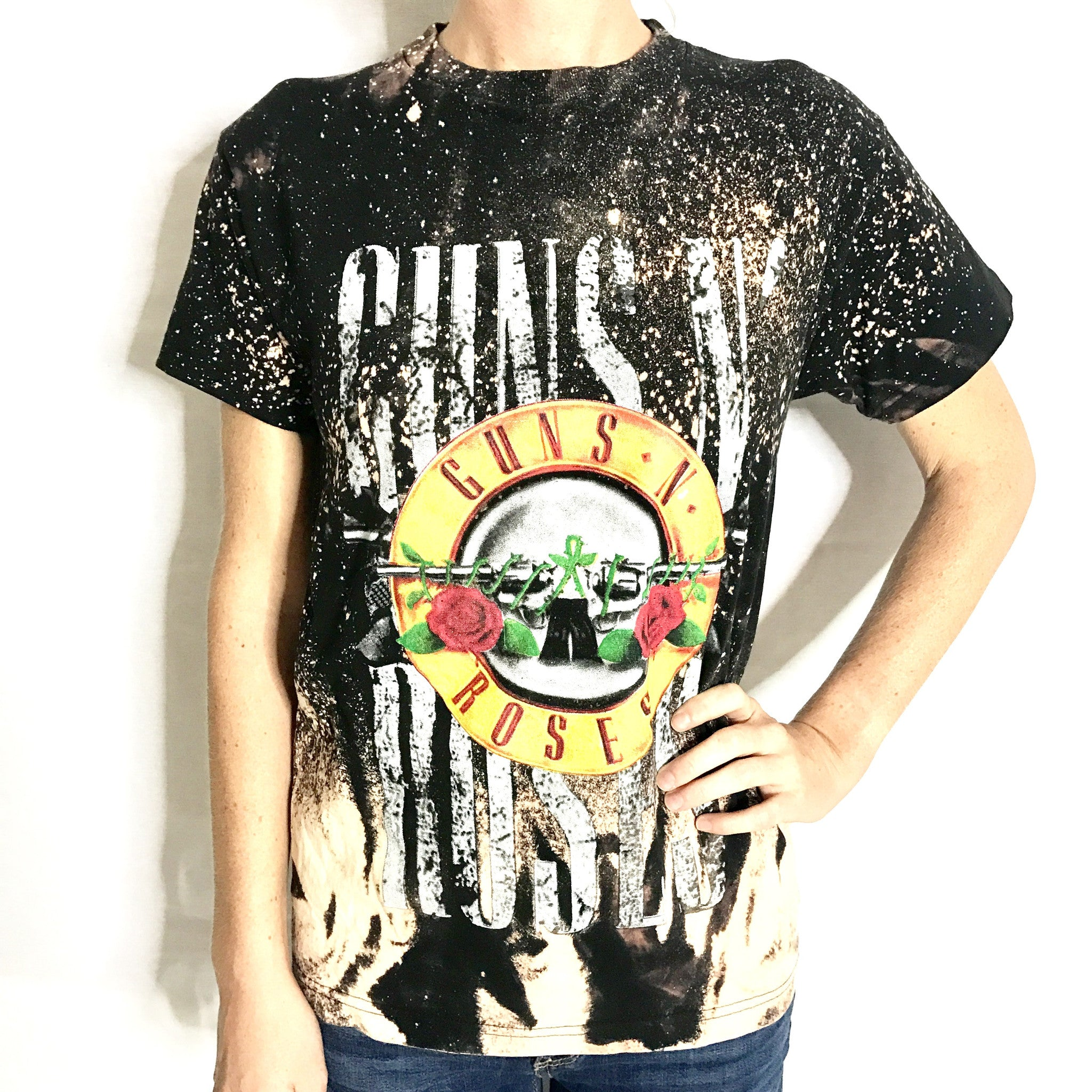2dd6eac26 Graphic Tee - Guns N' Roses – Saturday Boutique