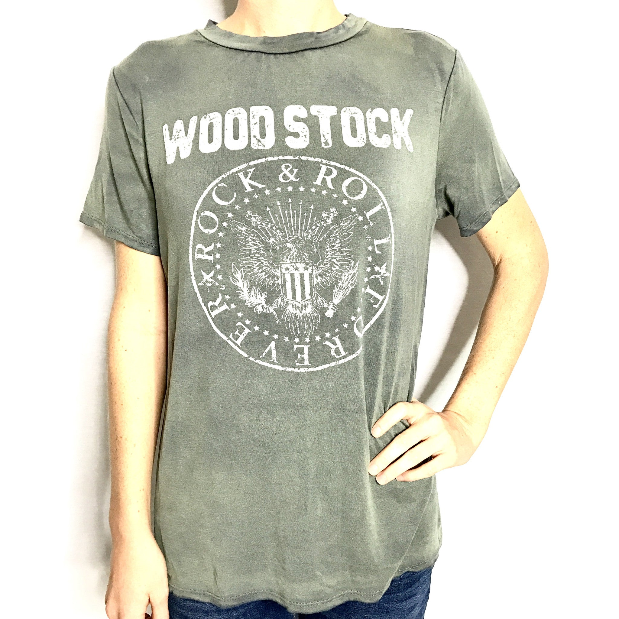 Woodstock Graphic T