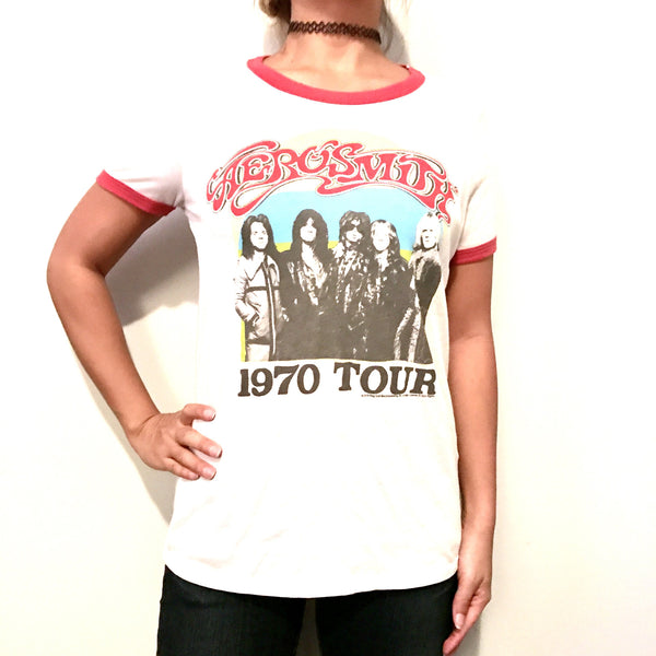 Junk Food Tee - Aerosmith