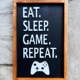 Gamers 3D Sign