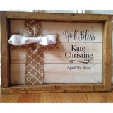 Baptism or 1st Communion Sign