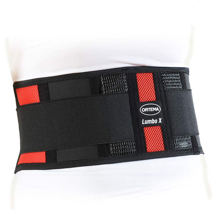 Ortema Lumbo-X Low Kidney Belt - Lower Back Brace
