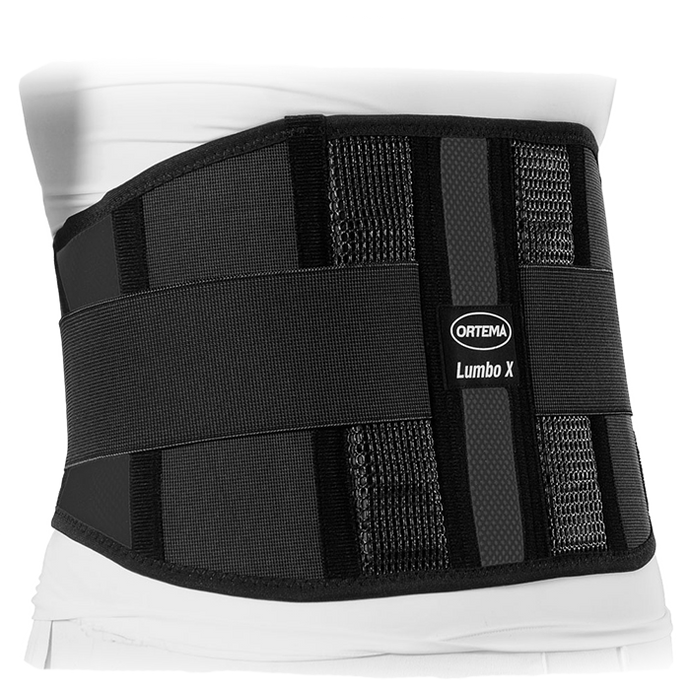 Ortema Lumbo-X High Kidney Belt - Lower Back Brace