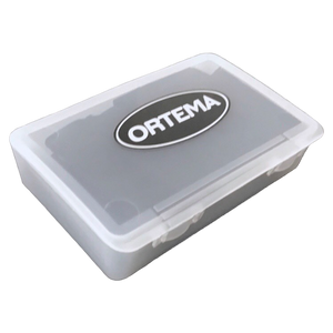 Ortema X-Foot Lace Bite Sleeve Storage Box
