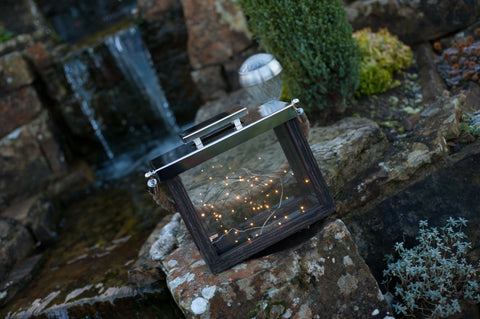 galaxy battery lights led lantern