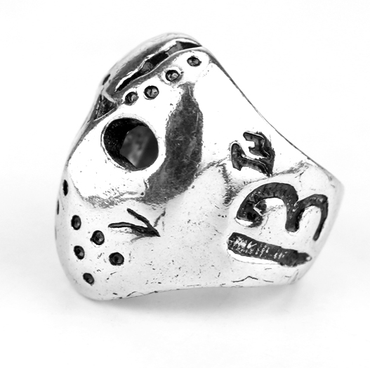 Bague masque de Jason à 1 centime d'€ !