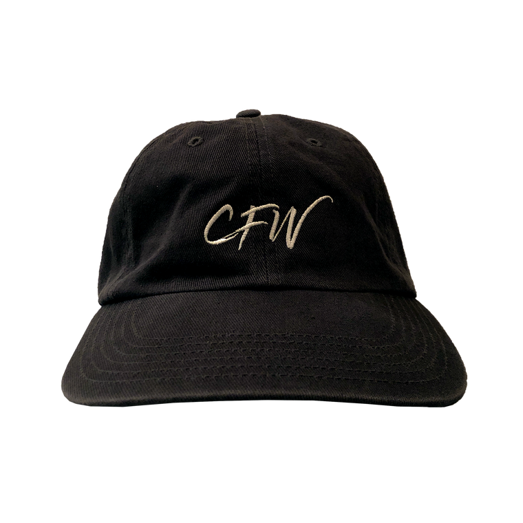 Garment Washed CFW Cap