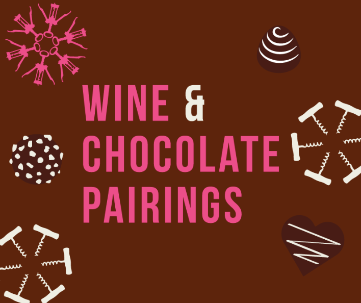 Wine & Chocolate 3-Pack