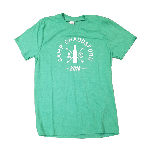 Camp Chaddsford 2018 Shirt