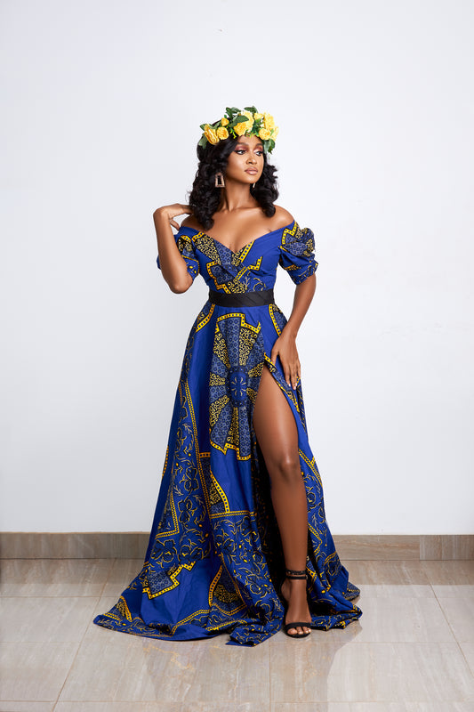 Akuffo vivant dress