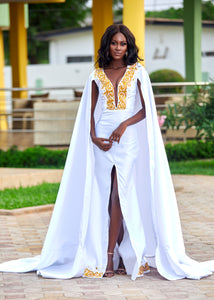 White Joromi Gown