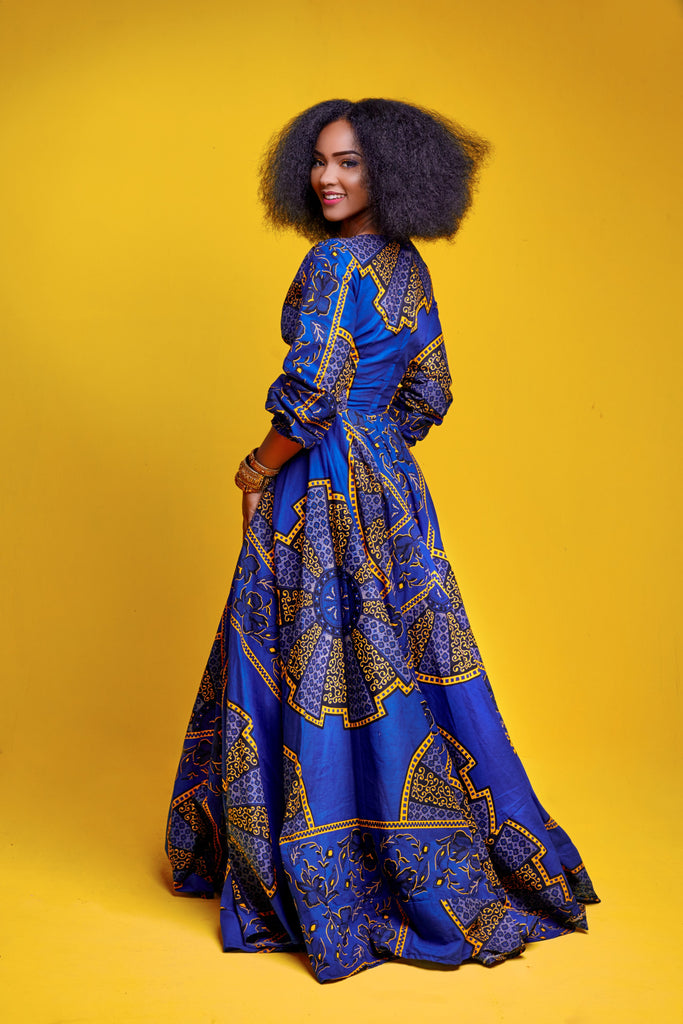 Akuffo dress
