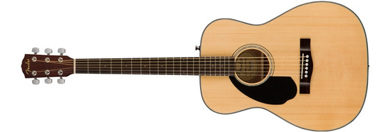 Fender Acoustic CC-60S Natural Left Handed