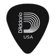 Planet Waves Classic Celluloid Picks-Medium-Std-Black - 1CBK4-10