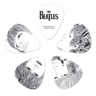 Beatles Picks Revolver 10 Pack Heavy 1CWH6-10B1