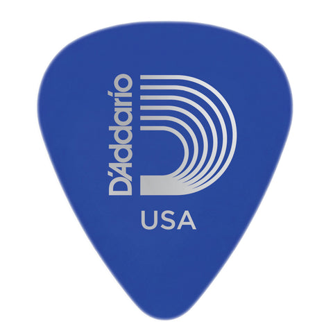 Planet Waves 10 STD-PICK-DURALIN-BLU-M-HVY - 1DBU5-10