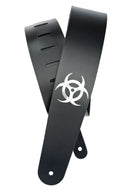 Planet Waves Biohazard Leather Guitar Strap 25L-BIO