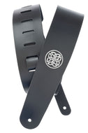 Planet Waves Celtic Knot Leather Guitar Strap 25L-CELT