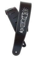 Planet Waves Joe Satriani Frog Man Guitar Strap 25LSJS1