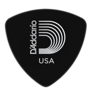 Planet Waves Classic Celluloid Picks-Med-Wide-Black- 2CBK4-10