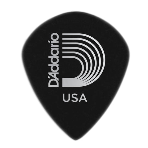 Planet Waves Black Ice Picks-  Light-  Jazz Shape-  3DBK2-10