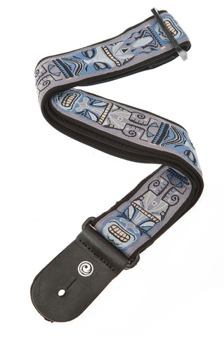 Planet Waves Tiki Guitar Strap 50A05